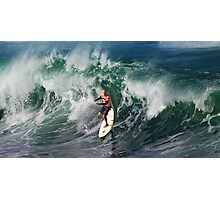 Kelly Slater at 2009 Quiksilver in Memory of Eddie Aikau .2 Photographic Print