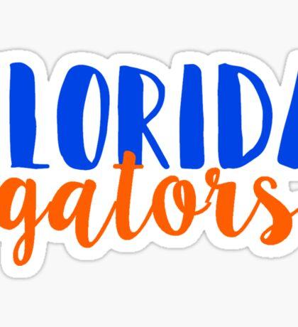 Florida Gators Sticker