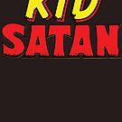 Kid Satan Logo by Megatrip