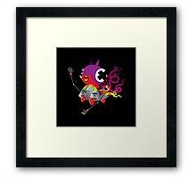ufo Framed Print