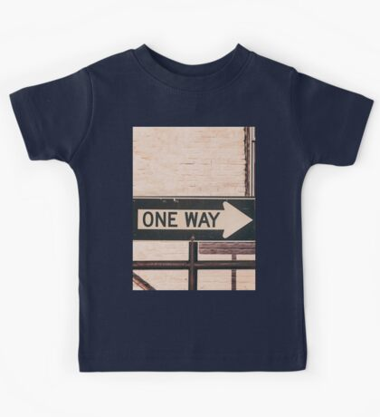 One Way Kids Tee