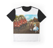 British Soldiers in Ohio Graphic T-Shirt