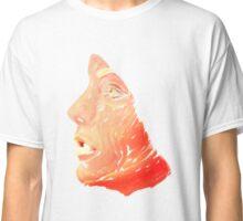 Girl of Fire, face the Sun Classic T-Shirt