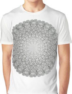 Mandala Inca Graphic T-Shirt