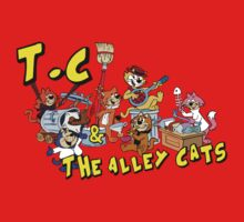 T.C And the Alley cats by yebouk