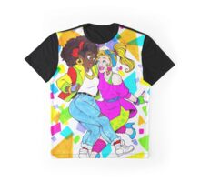 I Wanna Dance with Somebody Graphic T-Shirt