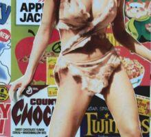 Raquel Welch, Cereal Vixen Sticker