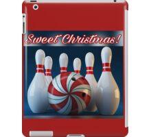 Sweet Christmas! iPad Case/Skin