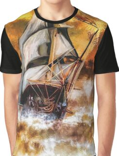 Fire Voyage Graphic T-Shirt