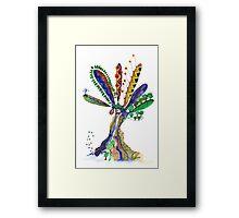 Tree of Life 7 Framed Print