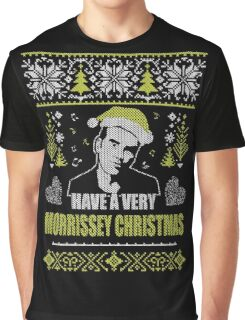 Have A Very Morrissey Christmas Christmas Graphic T-Shirt