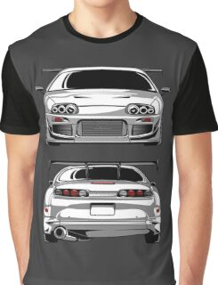 Toyota Supra 2JZ Graphic T-Shirt