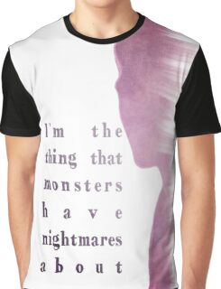 Buffy Summers - The Vampire Slayer Graphic T-Shirt