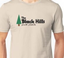 The Black Hills Unisex T-Shirt