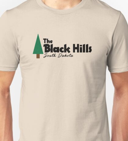 The Black Hills Unisex T-Shirt