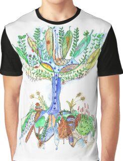 Tree of Life 2 Graphic T-Shirt