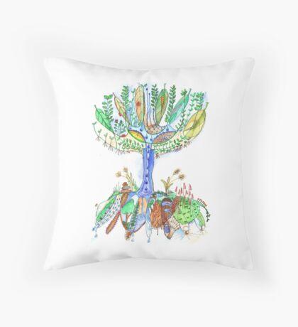 Tree of Life 2 Throw Pillow