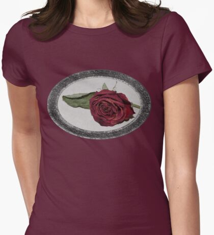 Each Phase of Life ~ a Unique Beauty Womens Fitted T-Shirt