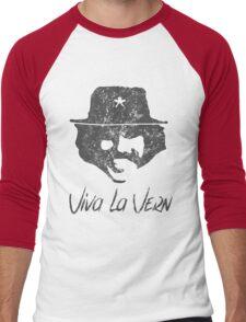 Viva La Vern Men's Baseball ¾ T-Shirt