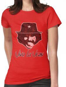 Viva La Vern Womens Fitted T-Shirt