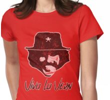 Viva La Vern Womens Fitted T-Shirt