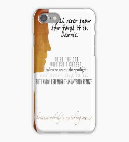 "Alexander ""Xander"" Harris iPhone Case/Skin"