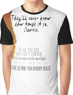 "Alexander ""Xander"" Harris Graphic T-Shirt"