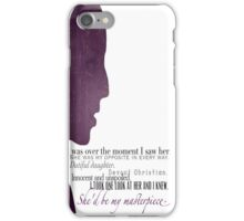 Drusilla Keeble iPhone Case/Skin
