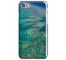 The Great Barrier Reef, Far North Queensland iPhone Case/Skin