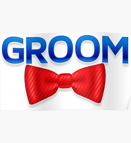 The groom Poster