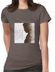 "Daniel ""Oz"" Osborne  Womens Fitted T-Shirt"