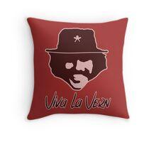 Viva La Vern Throw Pillow