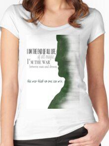 Adam - Buffy Villain Women's Fitted Scoop T-Shirt
