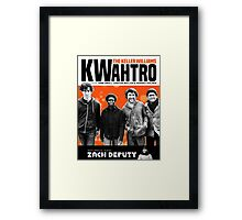 THE KELLER WILLIAMS KWAHTRO Framed Print