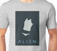 Alien movie poster Unisex T-Shirt