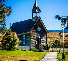 St Anne's on historic O'Keefe Ranch by Yukondick