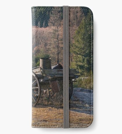 Morning Frost iPhone Wallet/Case/Skin