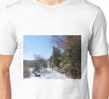 A winter Morning Unisex T-Shirt