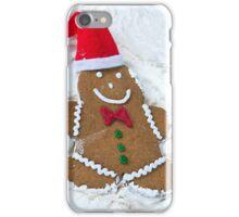 Christmas Snow Angel iPhone Case/Skin