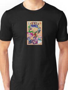 Power Ponies Assemble! Unisex T-Shirt