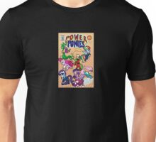 Power Ponies Assemble! Unisex T-Shirt
