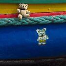 Teddy Bear Fun at Marsaxlokk, Malta by wiggyofipswich