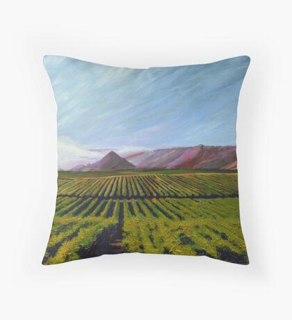 New Mexico #1 by artist Thomas Andrew Throw Pillow