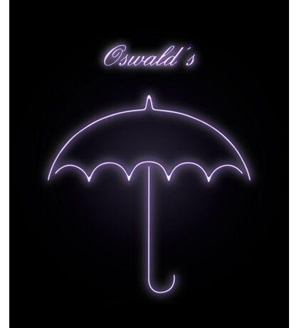 Oswald's Night Club - Gotham Sticker