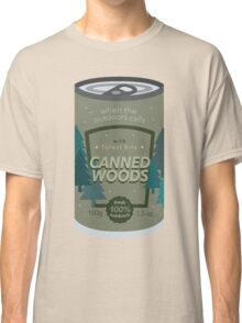 Canned Woods Classic T-Shirt