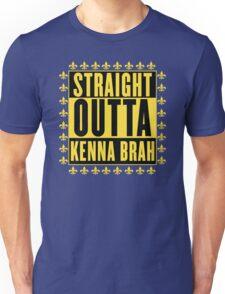 Straight Outta Kenna Brah Unisex T-Shirt