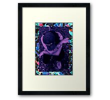 Ruby Da Cherry Framed Print