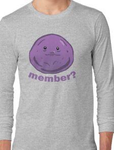Member Berries Long Sleeve T-Shirt