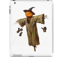 Halloween Scarecrow iPad Case/Skin