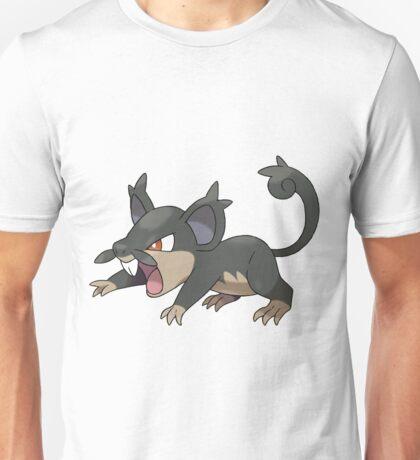 Alolan Rattata / Koratta Unisex T-Shirt
